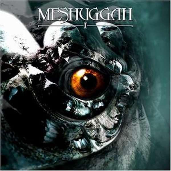 Meshuggah - 'I' EP Vinyl - Meshuggah
