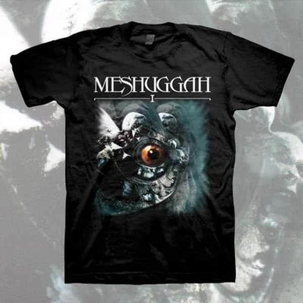 Meshuggah - I T-Shirt - Meshuggah