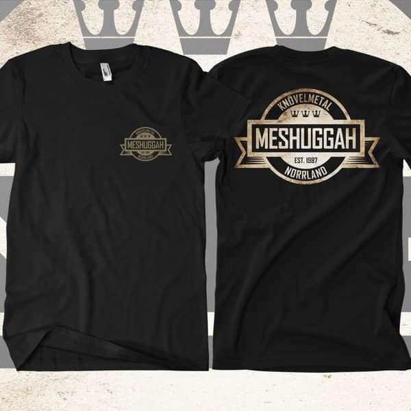 Meshuggah - 'Knövelmetal' T-Shirt - Meshuggah
