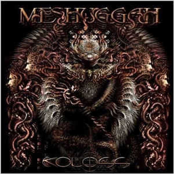 Meshuggah - 'Koloss' CD - Meshuggah