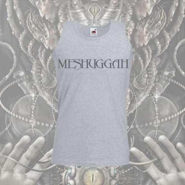Meshuggah -  Logo Grey Vest - Meshuggah