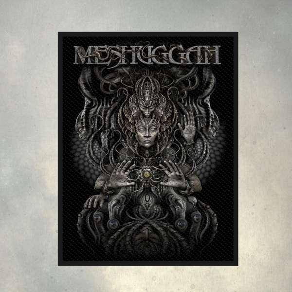 Meshuggah - 'Musical Deviance' Woven Patch - Meshuggah