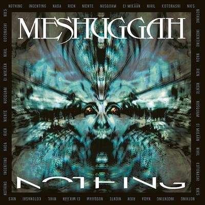 Meshuggah -  'Nothing (Remix)' CD - Meshuggah