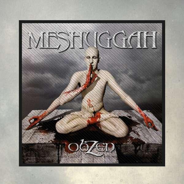 Meshuggah - 'Obzen' Woven Patch - Meshuggah