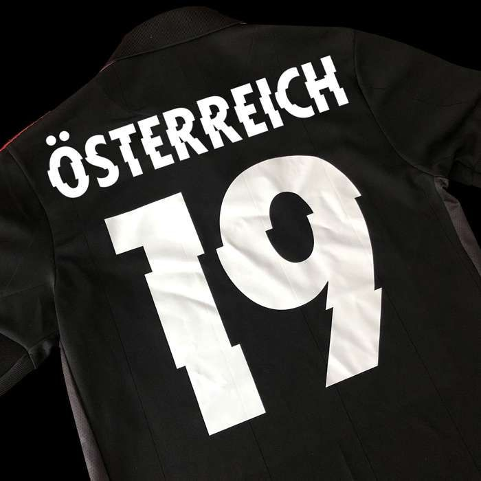 Austria – COPA Football Shirt - Metallica