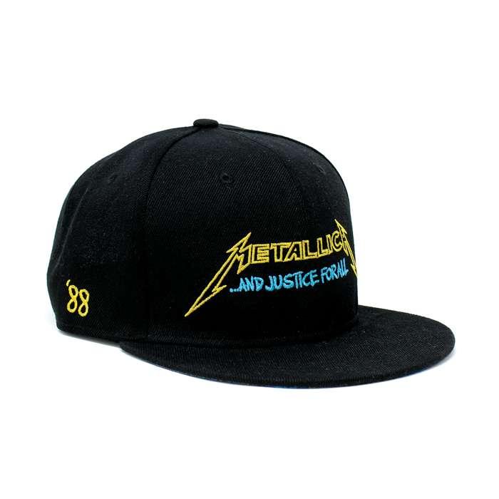 Bright Lady Justice – Snapback Cap - Metallica