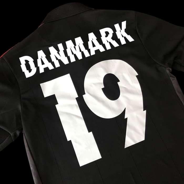 Denmark – COPA Football Shirt - Metallica