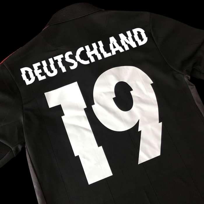 Deutschland – COPA Football Shirt - Metallica