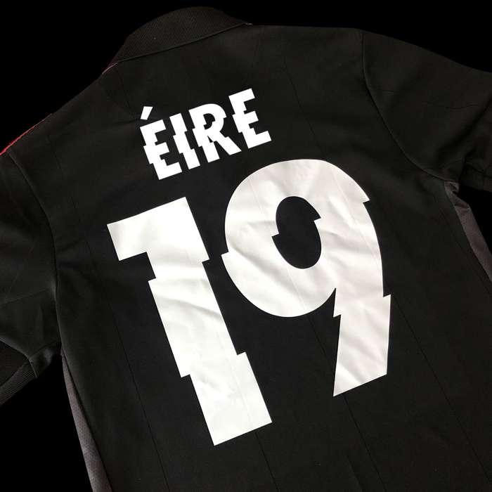 Eire – COPA Football Shirt - Metallica