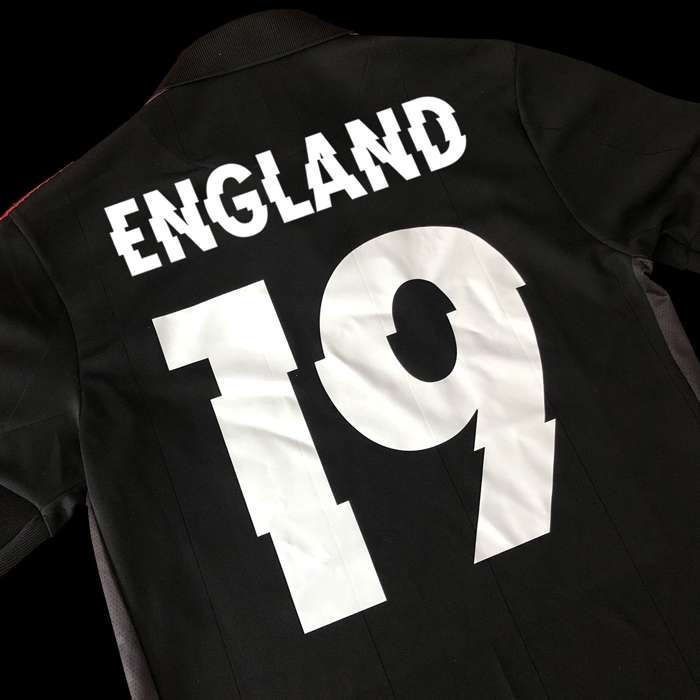 England – COPA Football Shirt - Metallica