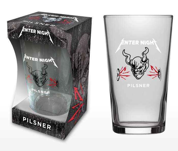Enter Night – LTD Edition Pint Glass - Metallica