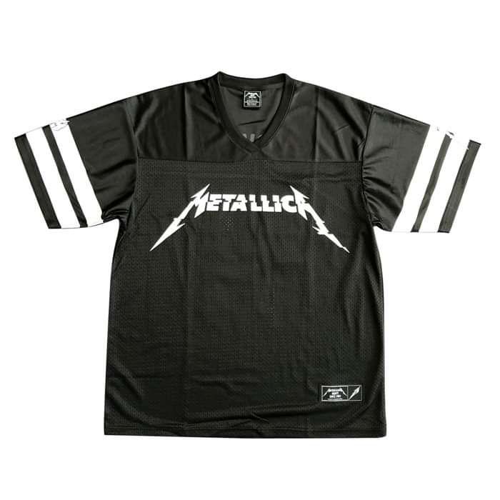 Hardwired 19 Mesh Jersey Black - Metallica