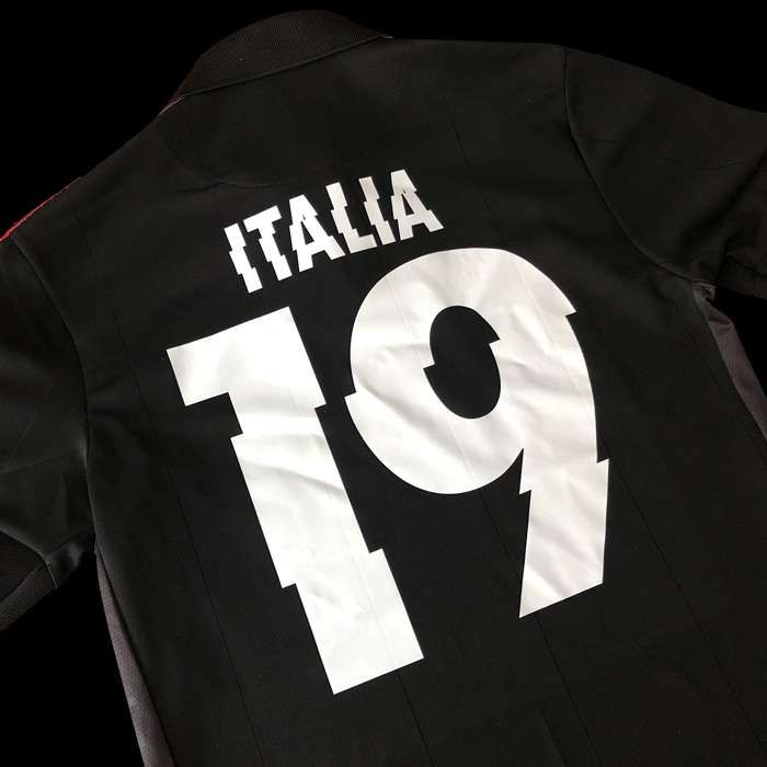 Italy – COPA Football Shirt - Metallica