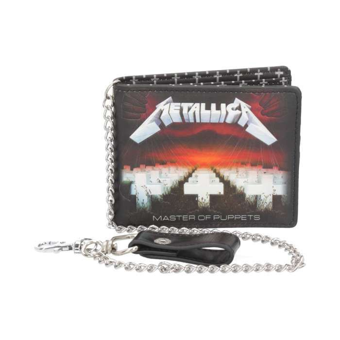 Master Of Puppets – Chain Wallet - Metallica