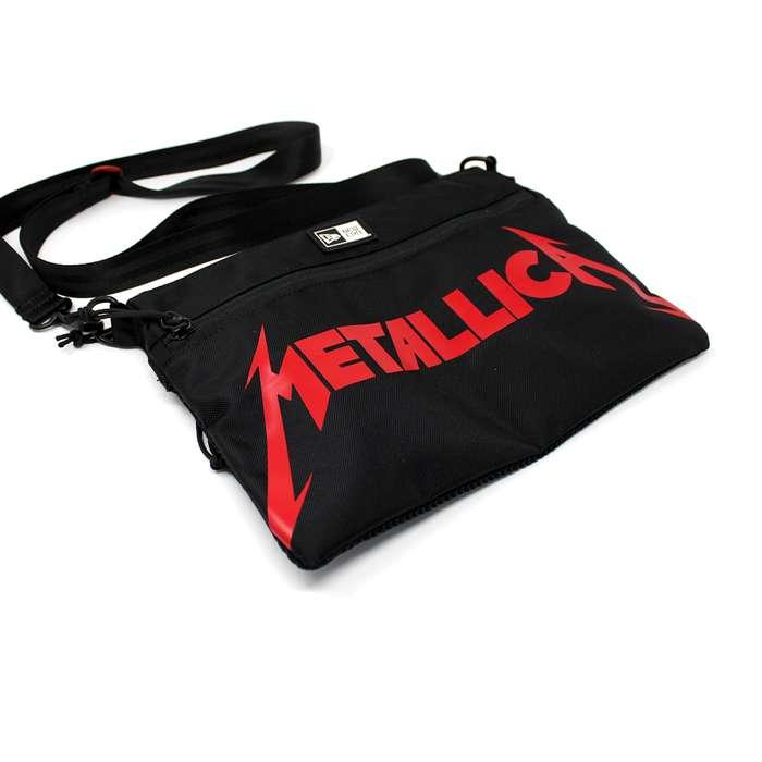 Metallica x New Era – Logo - Sacoche Bag - Metallica