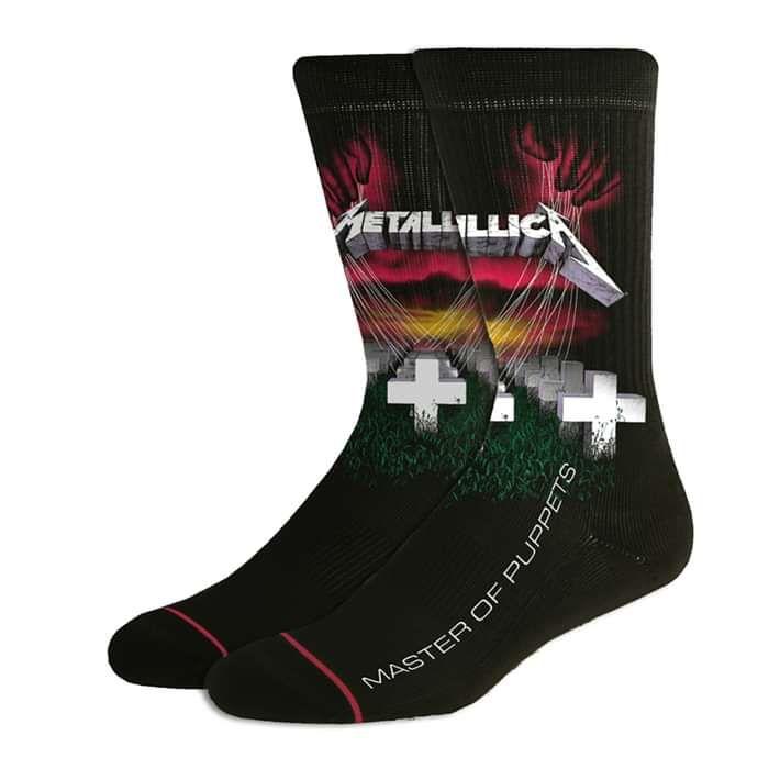MOP – Socks - Metallica