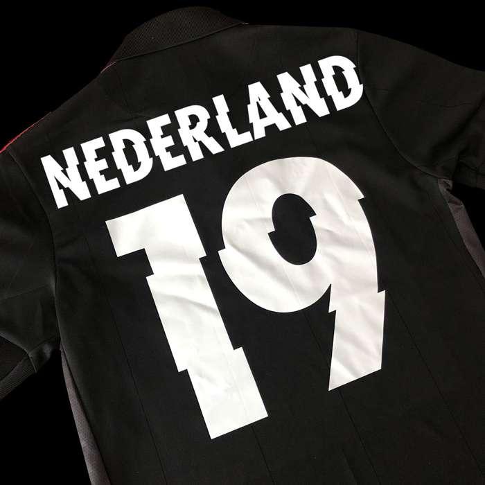 Nederland – COPA Football Shirt - Metallica