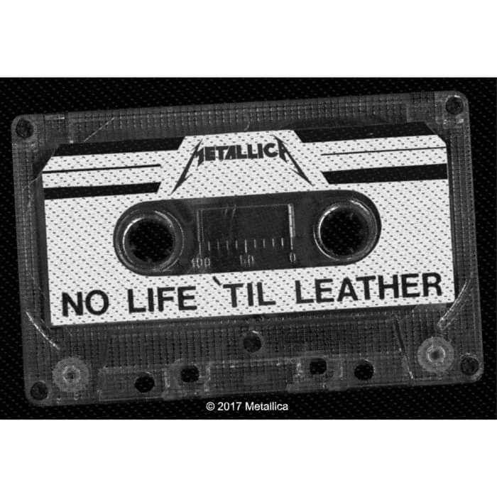 NLTL – Woven Patch - Metallica