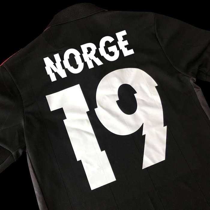 Norway – COPA Football Shirt - Metallica