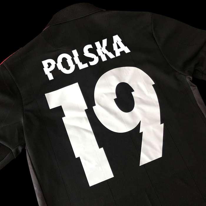 Poland – COPA Football Shirt - Metallica