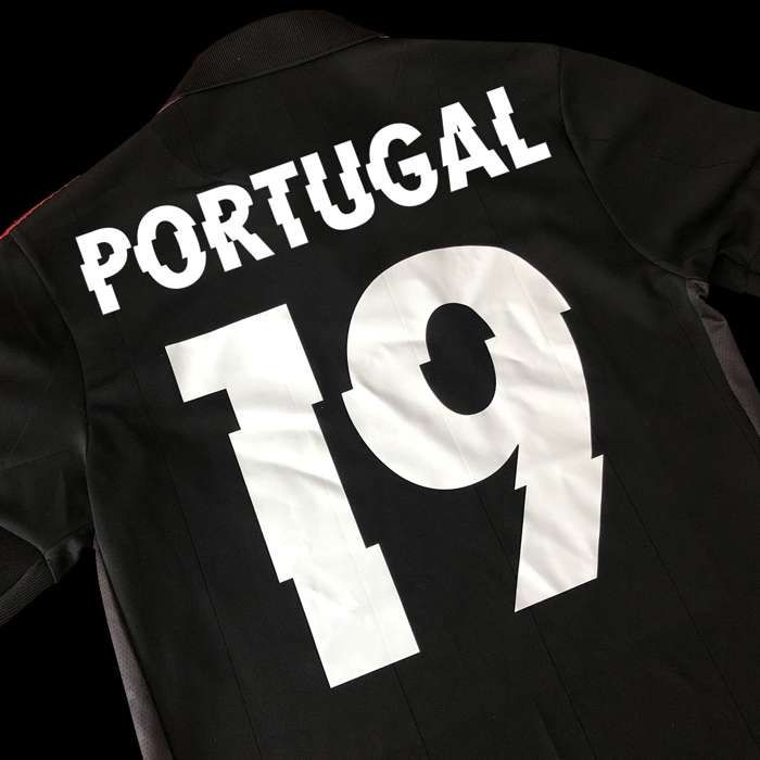 Portugal – COPA Football Shirt - Metallica