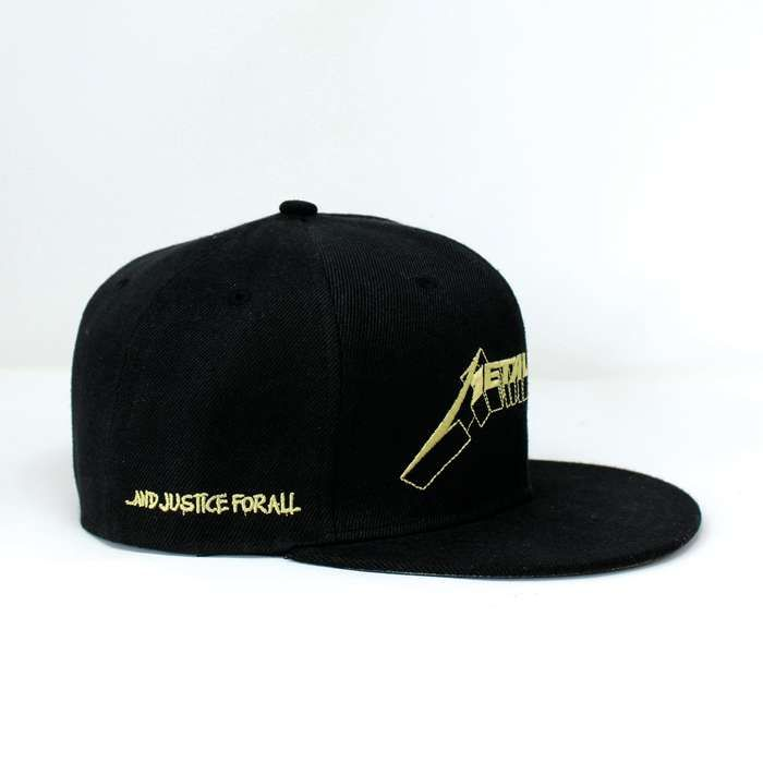 Raining Light – Snapback Cap - Metallica