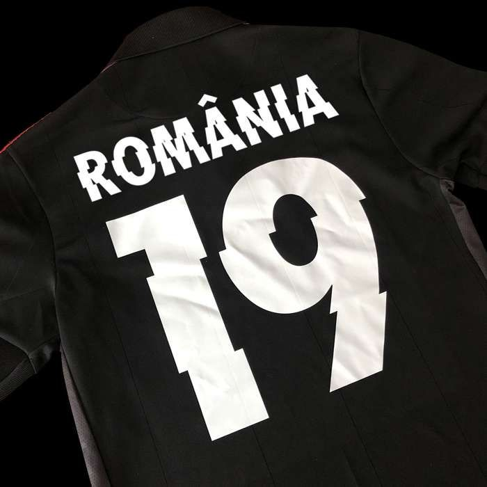 Romania – COPA Football Shirt - Metallica