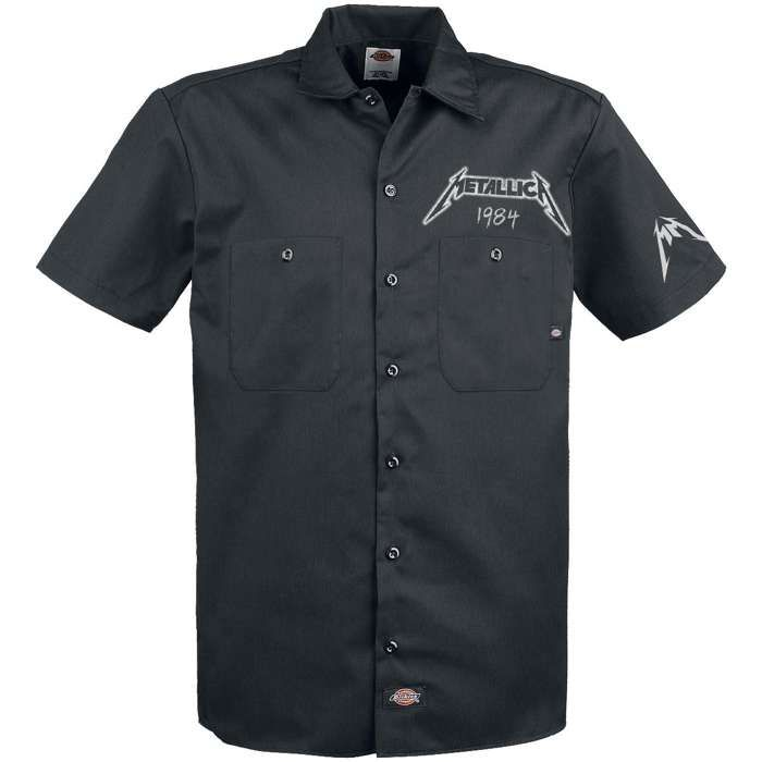 RTL – Workshirt - Metallica