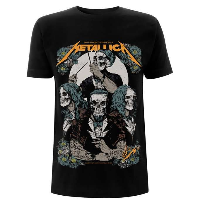 S&M2 After Party – Tee - Metallica