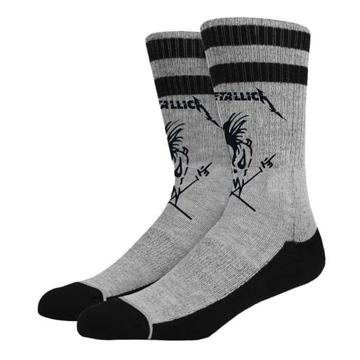 Scary Guy – Socks - Metallica