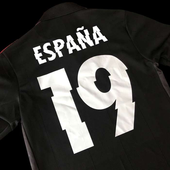 Spain – COPA Football Shirt - Metallica