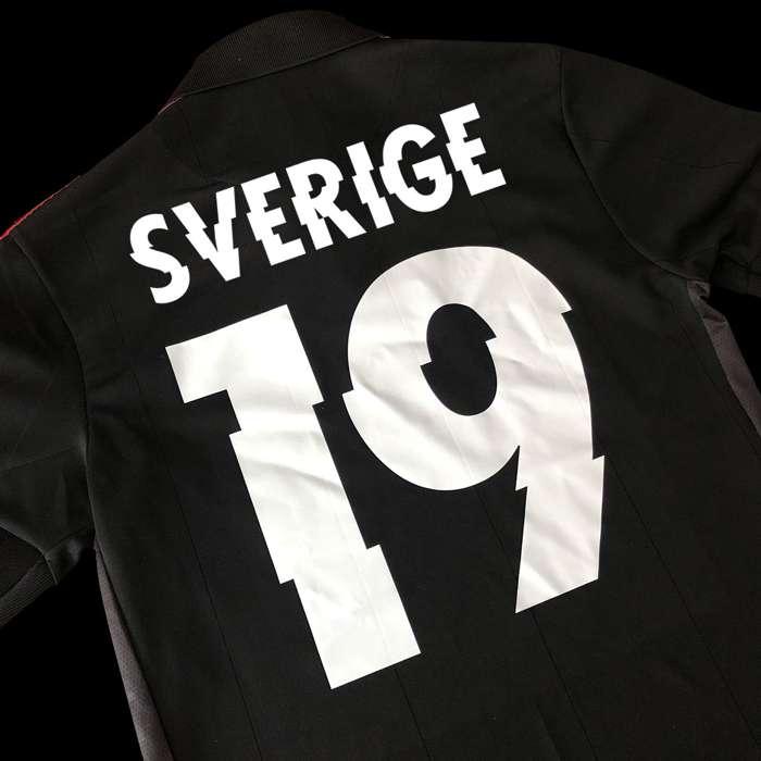 Sweden – COPA Football Shirt - Metallica