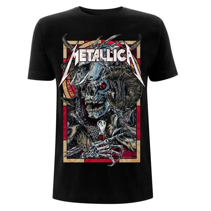 War – Tee - Metallica