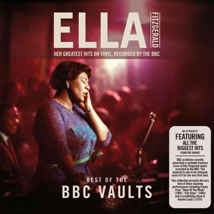 Ella Fitzgerald - BBC Vaults - Metropolis Labels