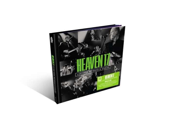 Heaven 17 'Live from Metropolis Studios' - Metropolis Labels