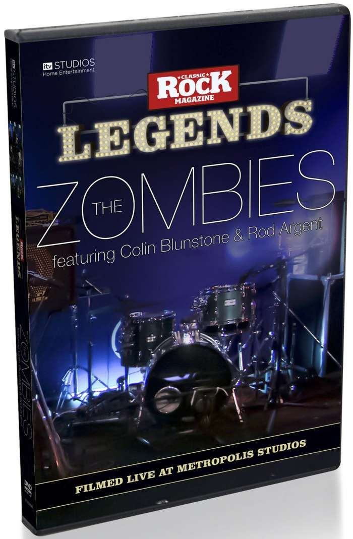 Legends: The Zombies - Metropolis Labels