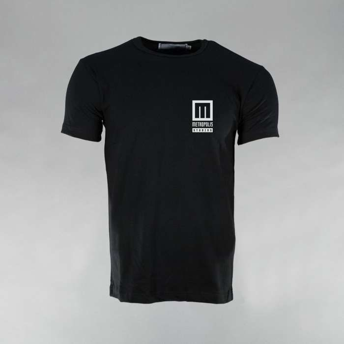 Metropolis T-Shirt - Small Logo - Metropolis Labels