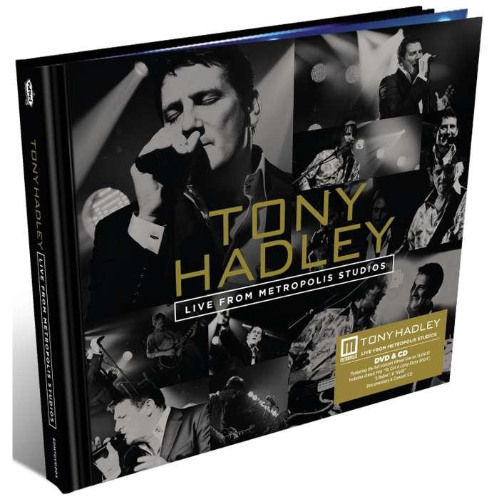 Tony Hadley 'Live from Metropolis Studios' - Metropolis Labels