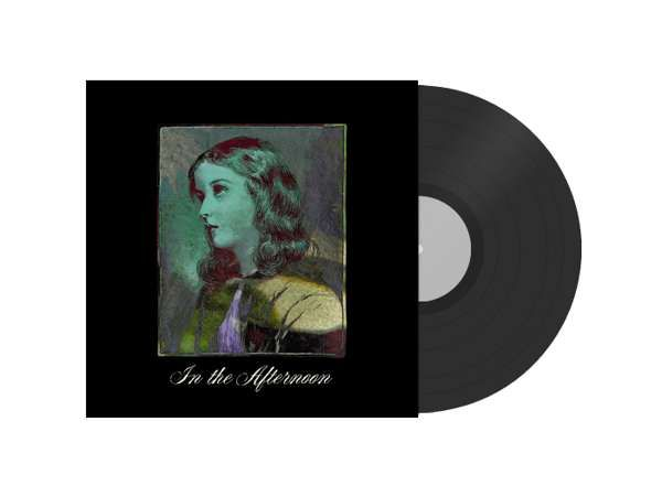 """In The Afternoon - 12"""" Black Vinyl (Limited Edition) - MGMT"""