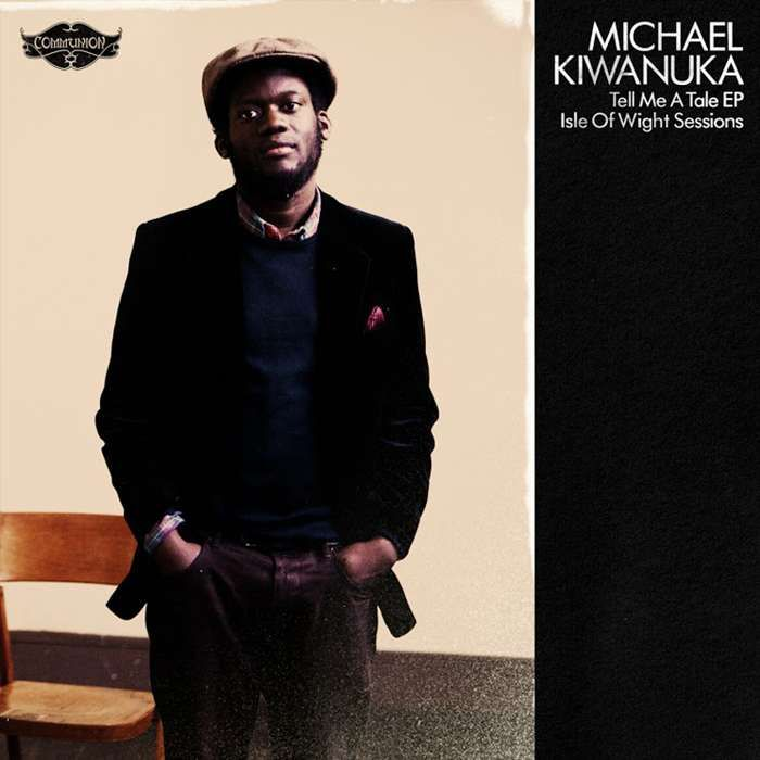 Tell Me A Tale EP - Isle Of Wight Sessions - CD - Michael Kiwanuka