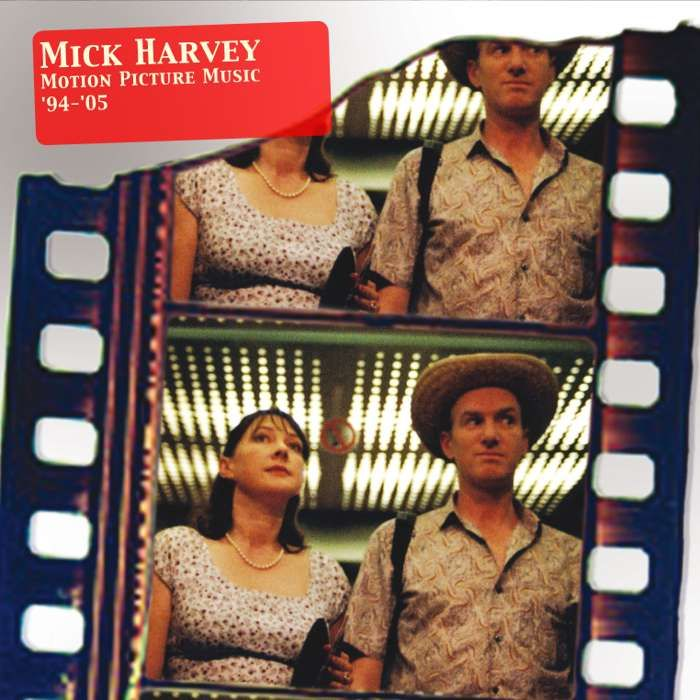 Motion Picture Music '94-'05 - CD - Mick Harvey