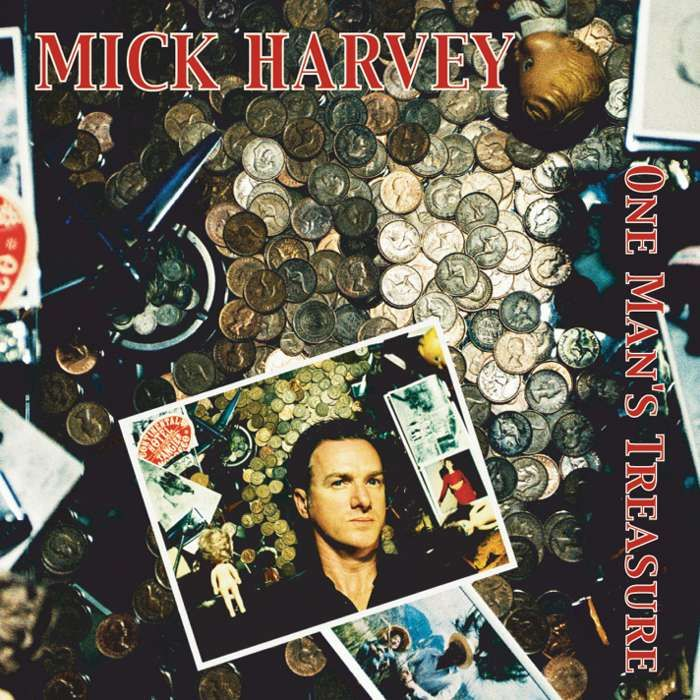 One Man's Treasure - CD - Mick Harvey