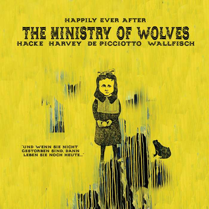 The Ministry of Wolves - Happily Ever After - Vinyl - Mick Harvey