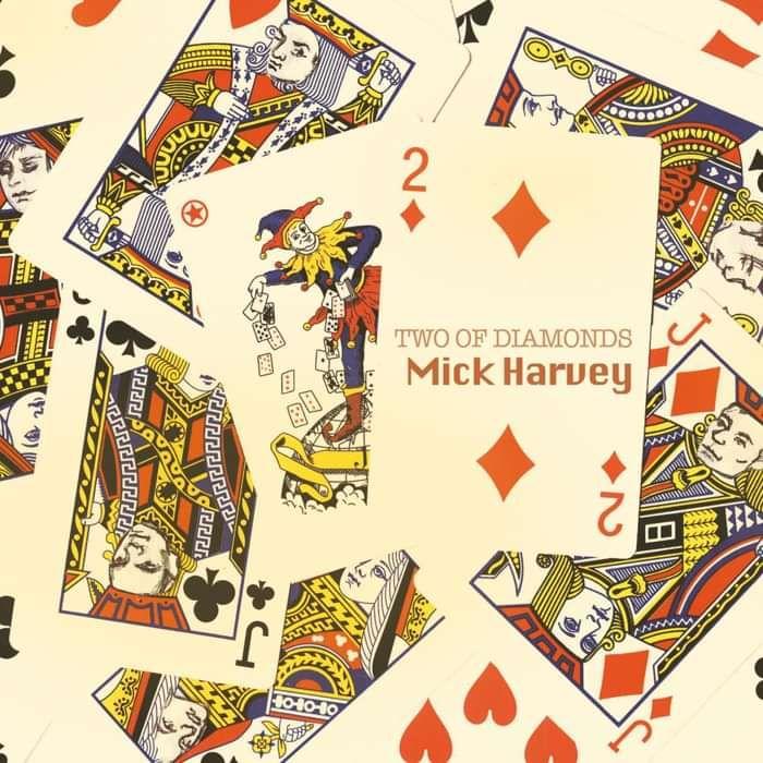Two Of Diamonds - CD - Mick Harvey