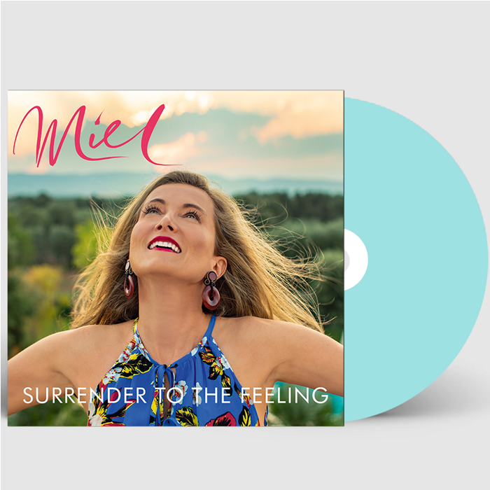 Surrender to the Feeling (Signed CD) - Miel de Botton