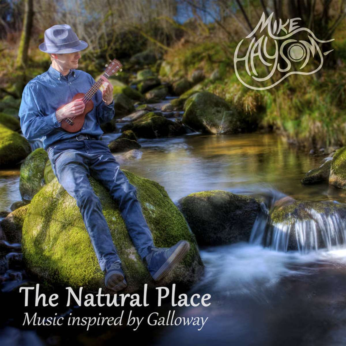 The Natural Place (CD Album) - Mike Haysom