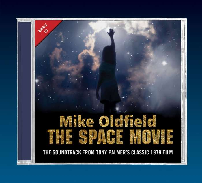 The Space Movie 2CD - Tony Palmer's The Space Movie Box Set with Music by Mike Oldfield