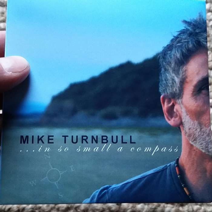 In So Small A Compass CD album - FREE SHIPPING UK! - Mike Turnbull (Mike Turnbull & The Safe Kings)