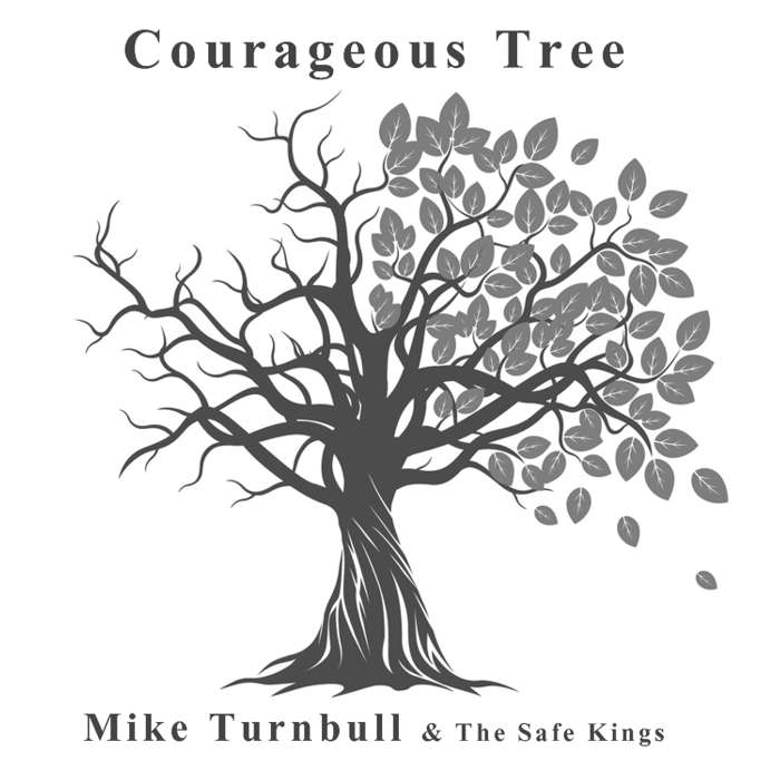 New EP 2020 - Courageous Tree - FREE UK POST - Mike Turnbull