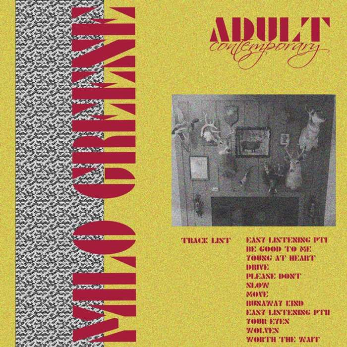 Milo Greene - Adult Contemporary - CD - Milo Greene